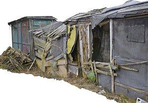 3D slums scan