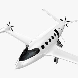 alice aircraft air 3D model