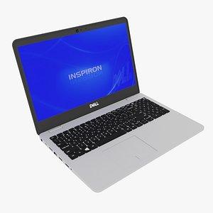 Dell Inspiron 5593 Laptop Replica 3D model
