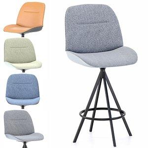stool nuez 3D