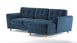 SK Design Arden MT Corner sofa 3D