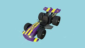 3D kart vehicle 01 -