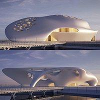 Futuristicbuildingcollection4x8