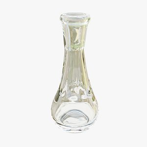 3D model Glass for Rakija