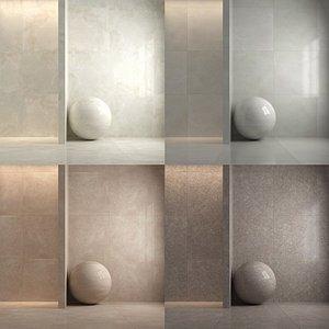 4 tiles model