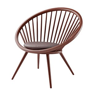 furniture chair seat 3D model