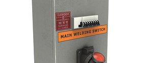 3D Welding Switch model