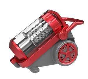 vacuum cleaner 3D model