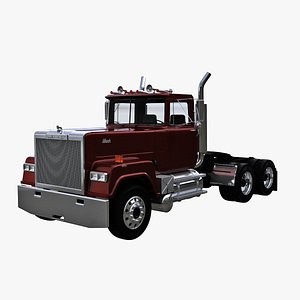 Mack Superliner model