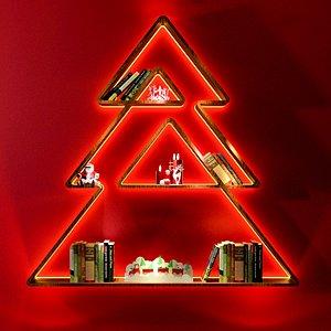 3D christmas model