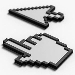 3D mouse cursor