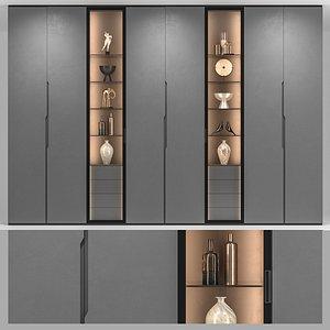 Cabinet by Igor Franch model