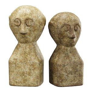 3D decorative sculpture antique