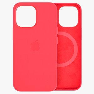iphone 12 mini leather 3D