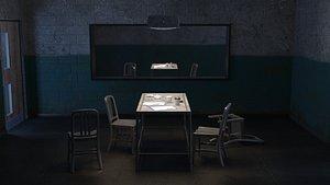 3D model Interrogation 1