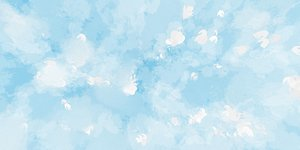 HDRI Panoramic Sky - 360 - handpainted sky Low-poly 3D model 3D model