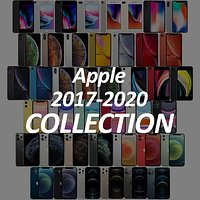 2017 - 2020 Apple iPhone Collection