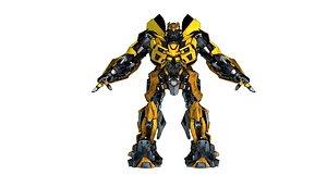 3D Bumblebee-Transformers
