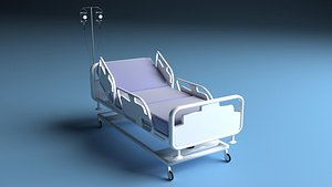 3D intensive care bed 2