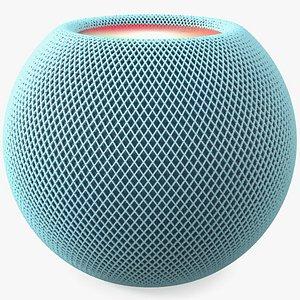 3D voice assistant speaker