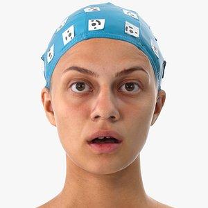 3D penelope human head fear model
