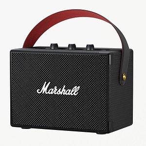 3D model marshall kilburn