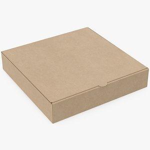 pizza box mockup model