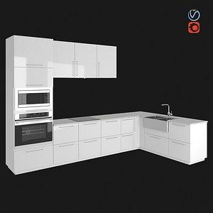 3D kitchen ringhult