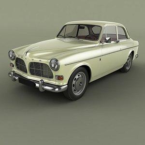 3D 1962 amazon 121 coupe model