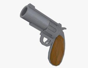revolver simple model