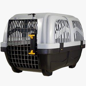 3D Pet Carrier Large PBR model