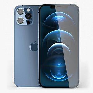 3D Apple iPhone 12 Pro Max
