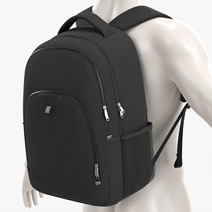 Backpack 2 3D model