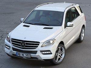 Mercedes Benz ML Class 2013