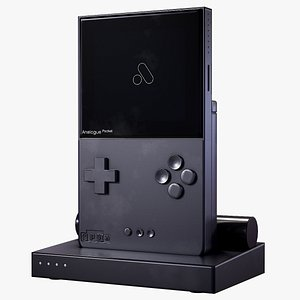 3D console charger