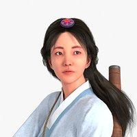 The Archer Woman : Haena