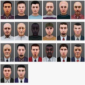 3D MAN 41 TO 60