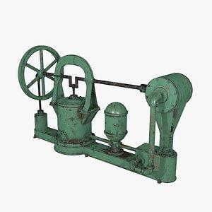 Old Machine 3D