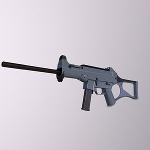 HK USC 3D model