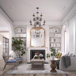 Living Room 3D 3D