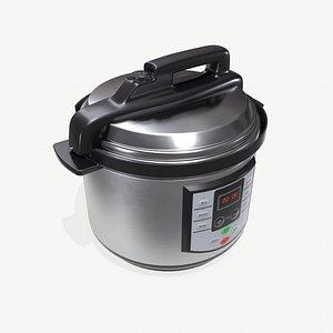 3D Pressure Cooker