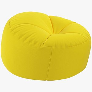 3D Bag Chair V3 model