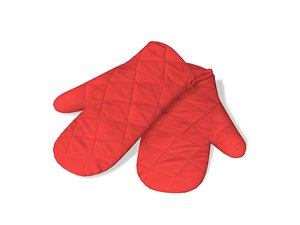 Cooking Gloves 3D