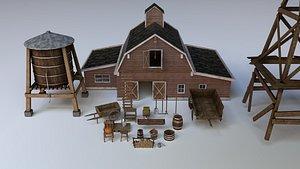 Farm Assets model