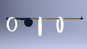 ulaop light 3D model