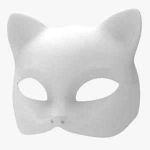 3D model mask c