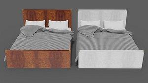 furniture bed 3D