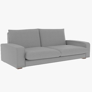 couch 2 seat model