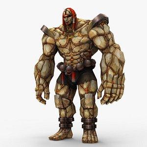 Mortimer Strong Man 3D