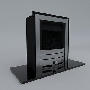 inset gas 3D